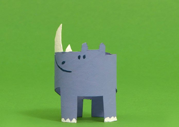 3. Radcliffe il rinoceronte
