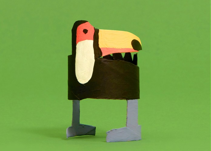 6. Toby the Toucan