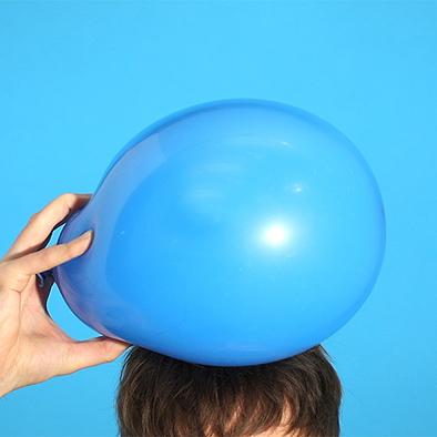 Paso 3: Carga tu globo Bossy