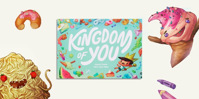 Kingdom of You Book and Characters