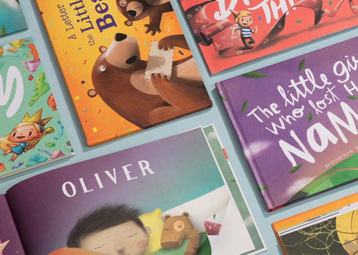Personalized books by wonderbly