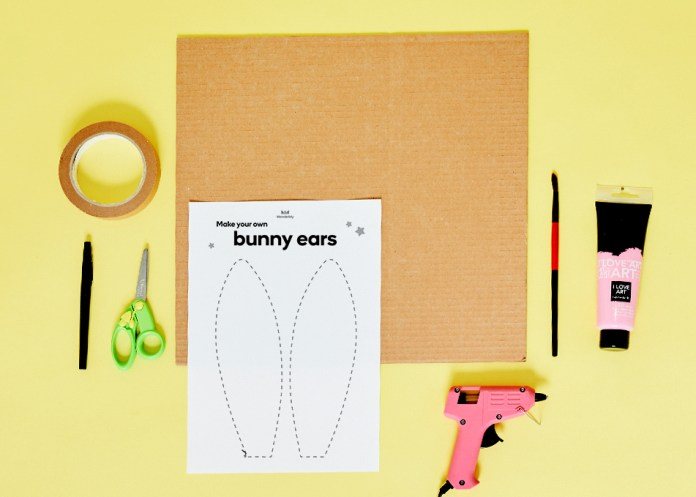 Bunny Ears equipment
