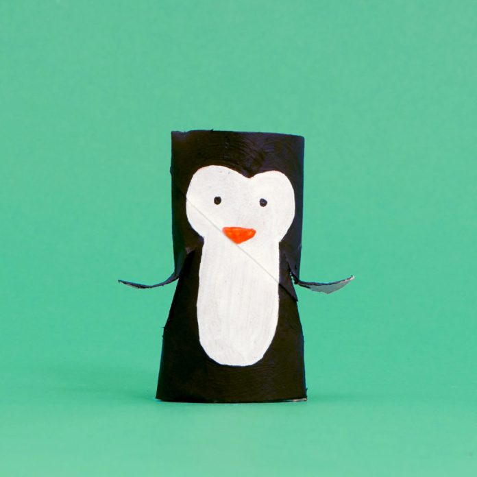penguin toilet paper