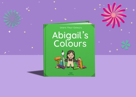 your colours book