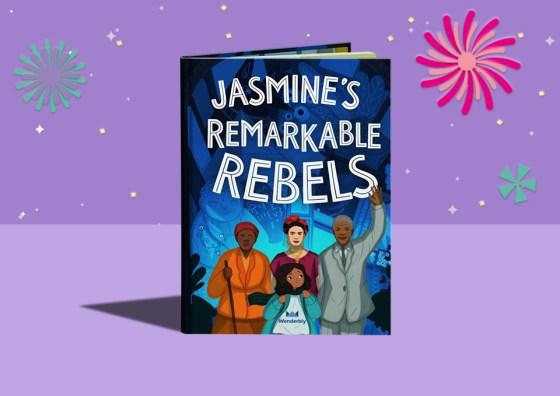 remarkable rebel book