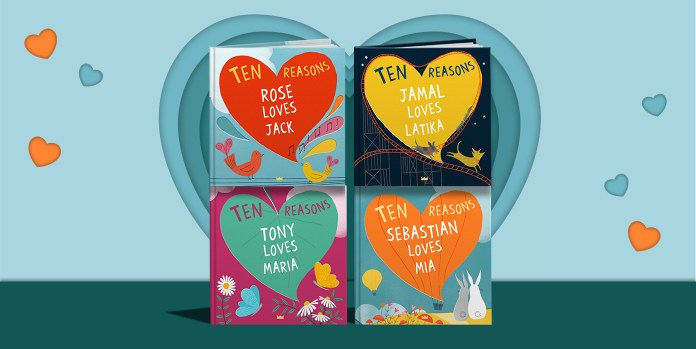 10 reasons I love you book