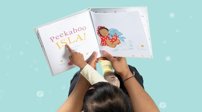Peekaboo book