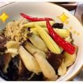 綜合菇薑味滷8