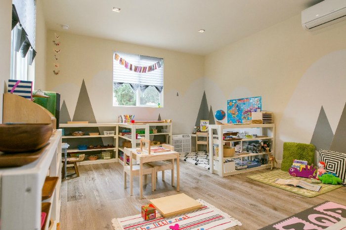 Little Nest Learning Space preschool in Los Angeles