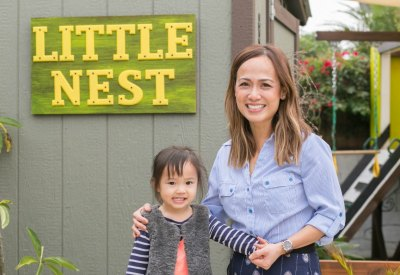 Theresa Marino started Little Nest Learning Center with Wonderschool