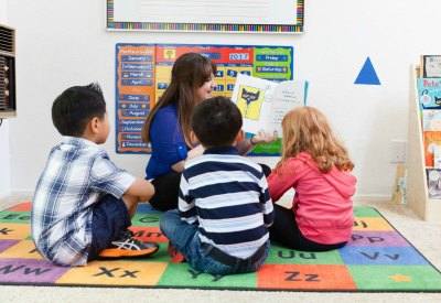 Best academic-based preschool in Alameda County: Little Scholars Preschool