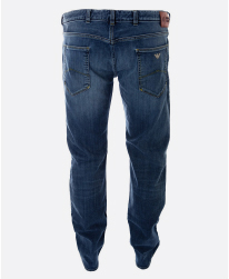 Armani Jeans J04 Slim Fit Light Wash