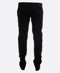 Armani Jeans J23 Slim Fit Black