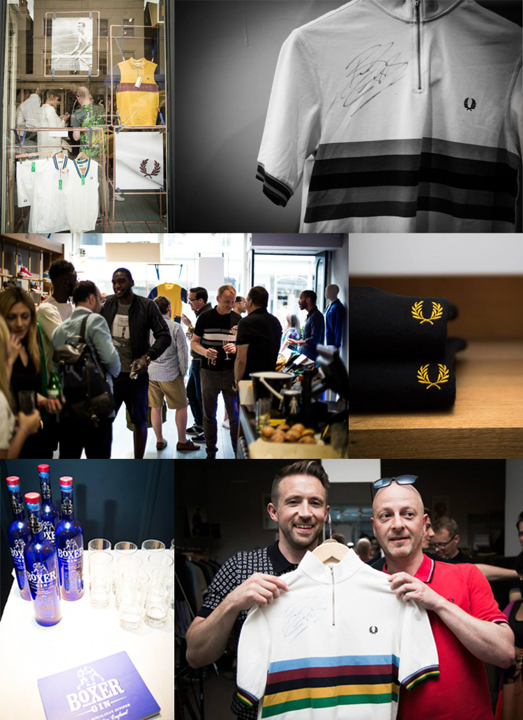 Fred Perry Party