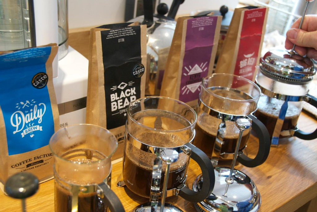 Best UK coffee producers - Coffee Factory