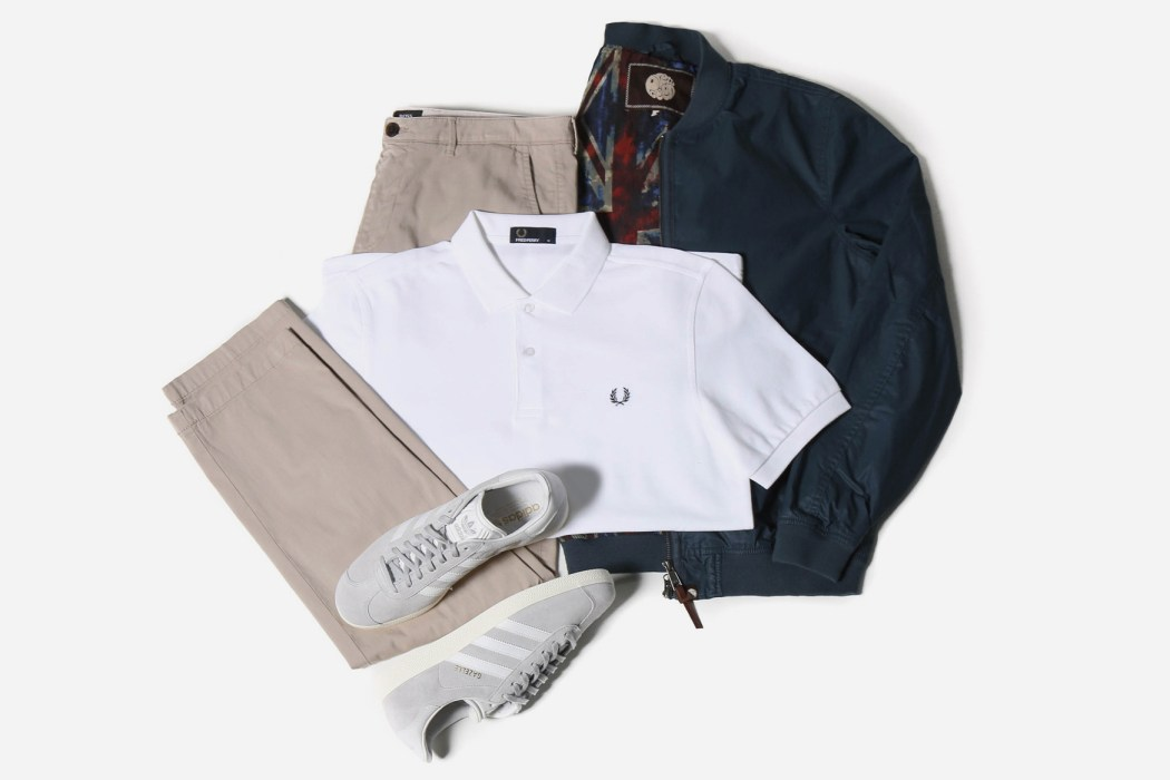 Menswear outfit inspiration - style tips #WoodhouseStyleEdit