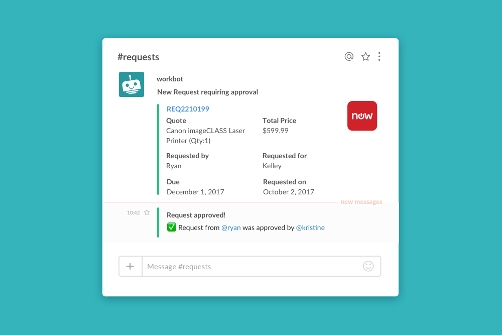 ServiceNow integration can streamline service requests.