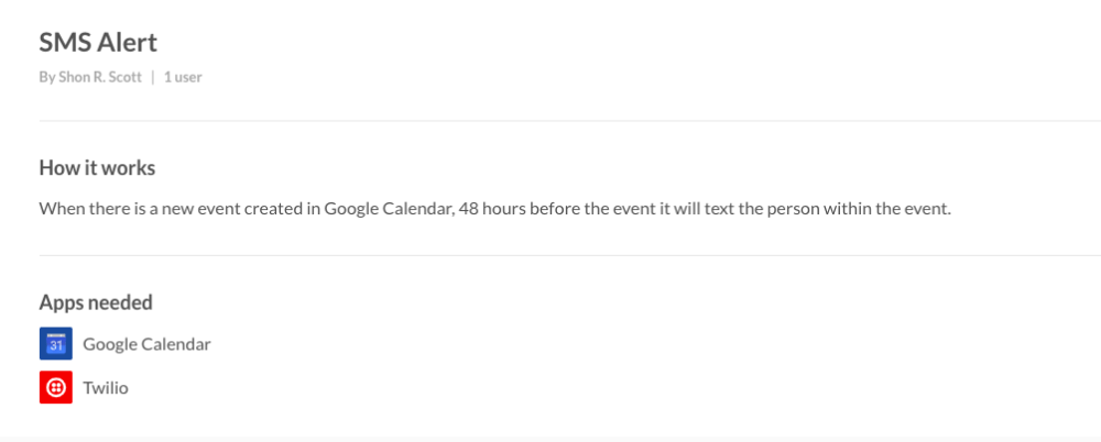 Workato makes Google Calendar integration easy!