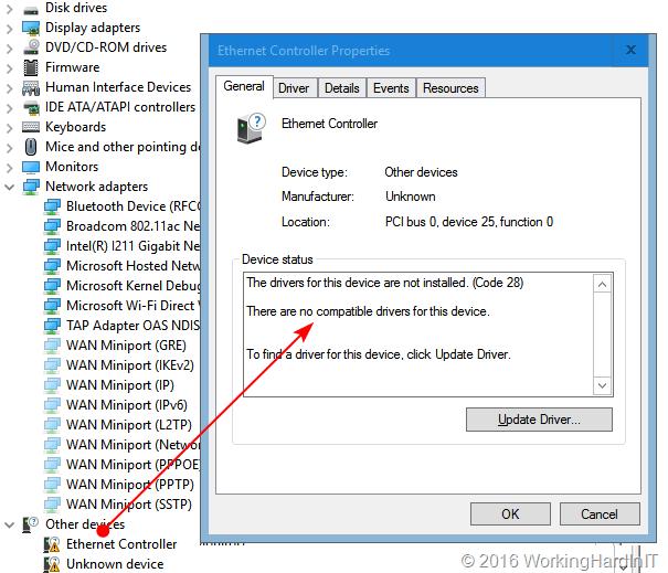INTEL ETHERNET CONNECTION I218-V DRIVER FOR PC