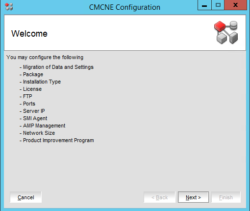 BNA 14.4.1 upgrade to DELLEMC CMCNE 14.4.4