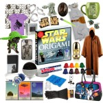 Live By the Book: Star Wars Origami