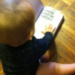 Books in Action: Cute Babies Want to Know What to Expect, Too!