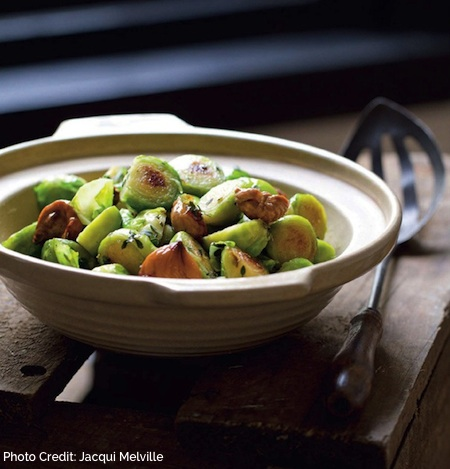 Mr. Wilkinson's Brussels Sprouts