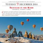 #TravelTuesday –  Anatolia, Turkey