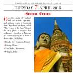 #TravelTuesday – Ayutthaya, Thailand