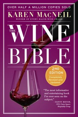 wine bible cover