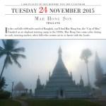 #TravelTuesday – Mae Hong Song, Thailand