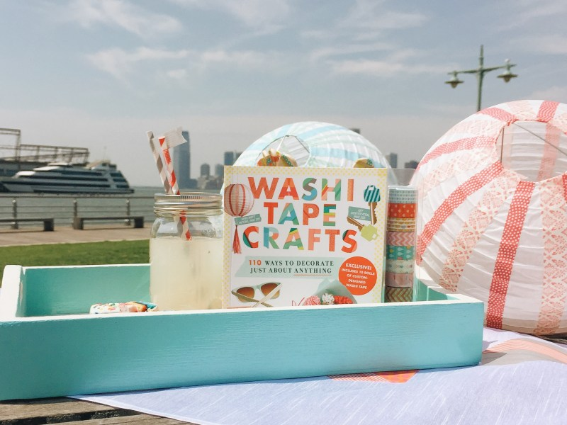 Washi Tape Summer Party