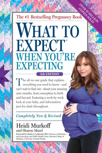 What to Expect When You're Expecting...and Your Mom is Heidi Murkoff!