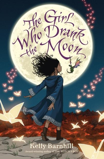 Kelly Barnhill On Writing The Girl Who Drank The Moon