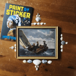 PAINT BY STICKER MASTERPIECES Blog Tour