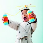 Bubbly Propeller Hat from PROJECT KID CRAFTS THAT GO!