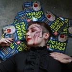 2 Horrifying How-tos: Fake Blood & Fake Wound