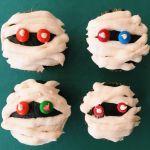 Katie Workman's Mummy Cupcakes