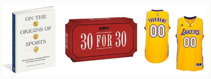 Loved 30 for 30?