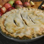 TEENY'S TOUR OF PIE: Sweet and Simple Apple Pie