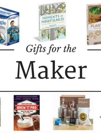 maker gift guide