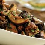 Woodsy Wild Mushroom Saute