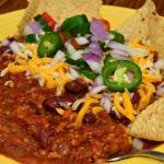 Homegrown Texas Chili
