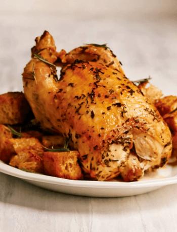 Citrus-Brined Chicken