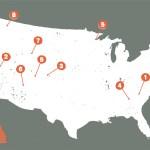 Ten Best American Towns for Outdoor Adventures