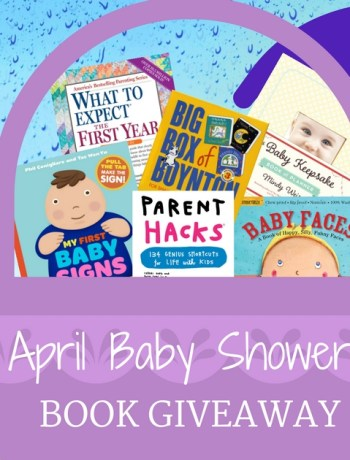 Baby Shower Book Bundle
