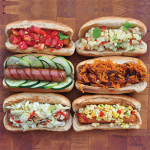 6 Creative Hot Dog Toppings