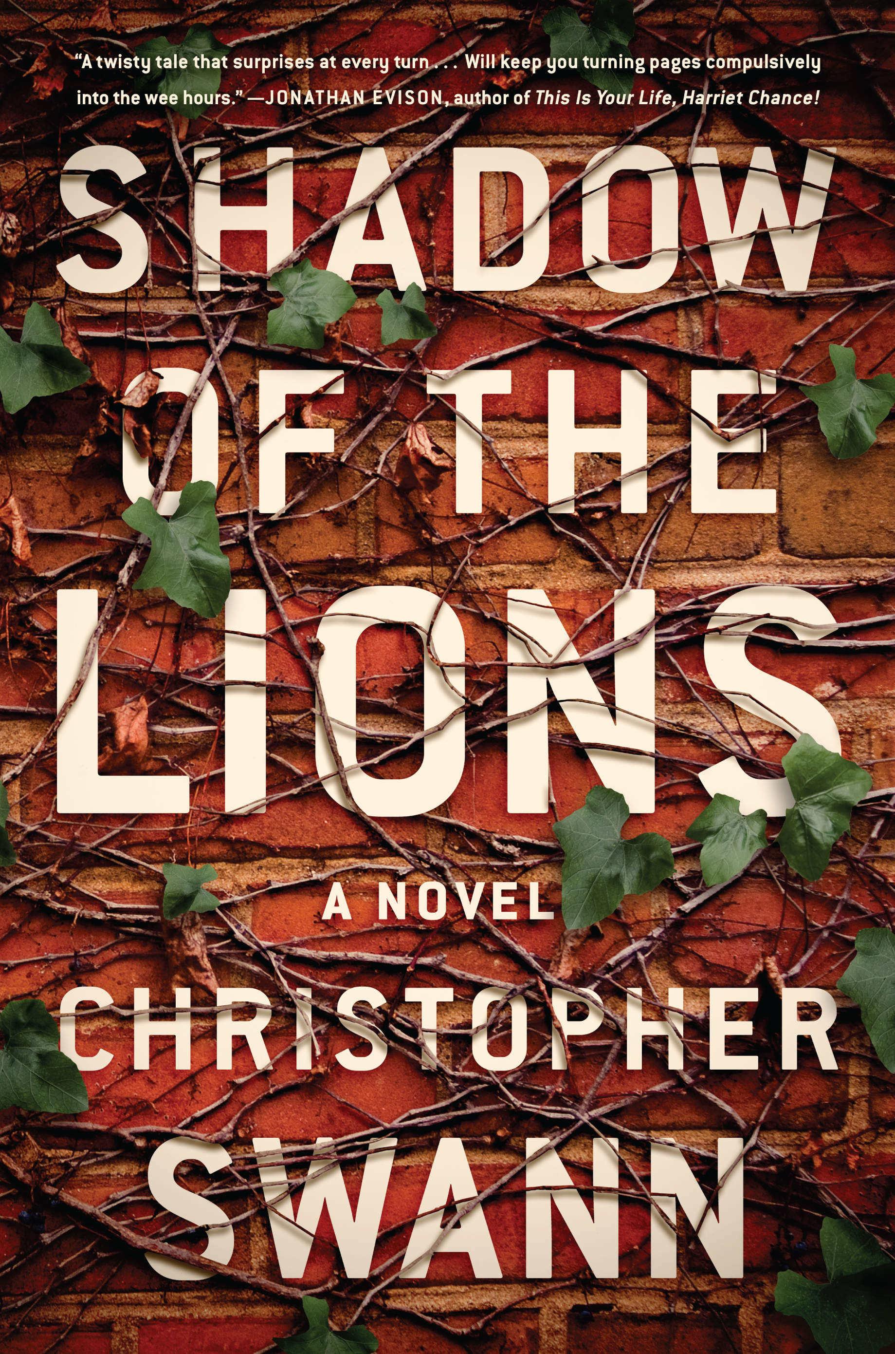 #fridayreads: Shadow Of The Lions  Workman Publishing