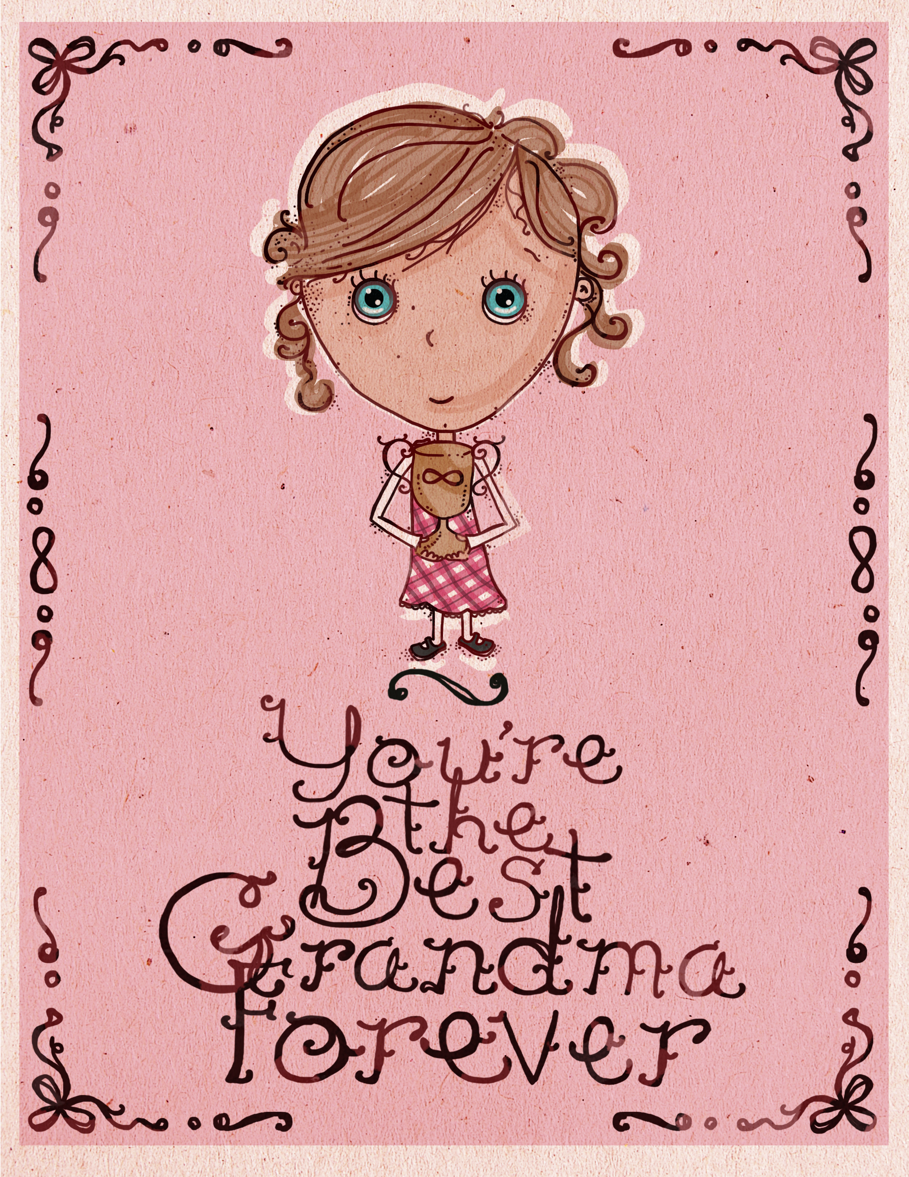 Printable grandparents day cards print it here kristyandbryce Gallery