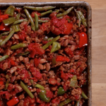 Sheet Pan Chili